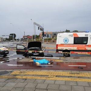 Vilniuje girtas vairuotojas užmušė vyrą