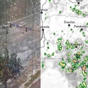 Kauną nusiaubus liūčiai įspėja ir kitus miestus: nurodė, kam gali kliūti