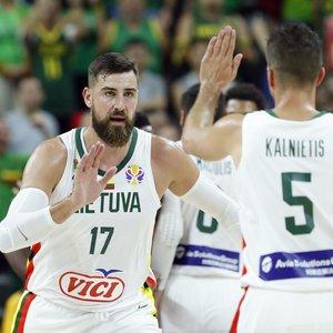 Kaip šis čempionatas pakeitė Lietuvos krepšinio metraščius: į priekį veržiasi Valančiūnas