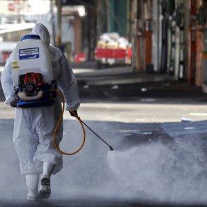 JT vadovas: COVID-19 pandemija gali sukelti istorinio masto badmetį