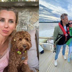 Kaip išgyventi skyrybas po 40 metų? Žinoma Rusijos aktorė pasidalijo savo patirtimi