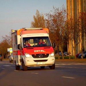 Naujovė Lietuvoje: veikia pirmoji greitoji veterinarinė pagalba