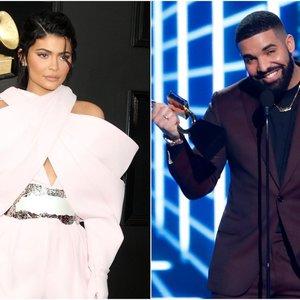 Po skyrybų milijardierė Jenner nenuobodžiauja: ji ir Drake'as –pora?