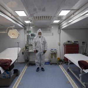 Lietuvoje – dar viena mirtis nuo koronaviruso
