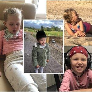 9-metę Lukreciją paženklino itin reta liga: mamos žodžiai spaudžia ašarą