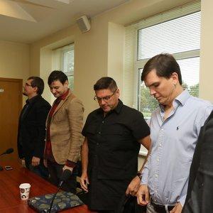 Teismas įvertino žinomų aktorių pasirodymą: skyrė tūkstantines baudas