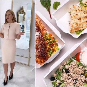 TV3 laidos vedėja Eimantaitė džiaugiasi pakitusiomis kūno linijomis: negalvojo, kad svoris gali kristi valgant taip skaniai