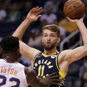 Sabonio jėga NBA – ką iš tiesų reiškia lietuvio trigubi dubliai