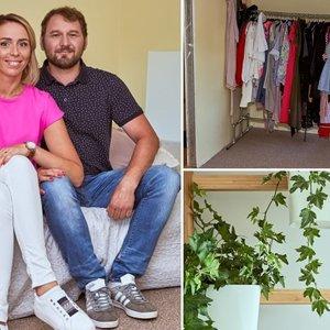 Atnaujino emigrantų šeimos namus: pokyčiais sunku patikėti