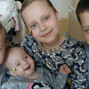 Kaunietės dukrą medikai vadina stebuklu: jos mama dabar prašo tik vieno