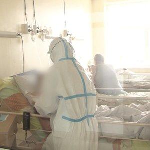 Trūksta ne tik lovų, bet ir medikų: ligoniai jaunėja, o jų būklė sunkėja
