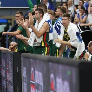 Lietuvos krepšinio rinktinę palieka dar vienas žaidėjas