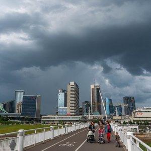 Lietus karščius iš šalies išstums: temperatūra lietuviškos vasaros neprimins