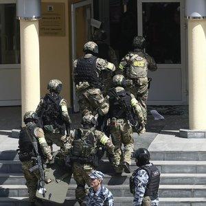 Kazanės mokykloje egzekuciją surengusiam žudikui jau iškelta byla: gresia kalėjimas iki gyvos galvos