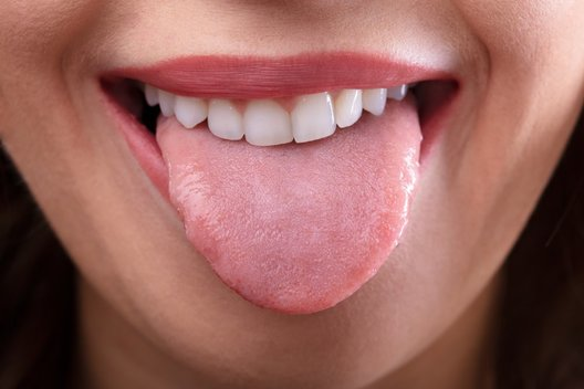 Liežuvio spalva  (nuotr. Shutterstock.com)