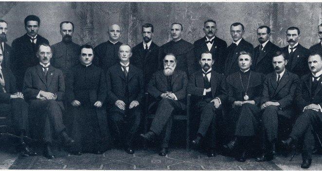 Lietuvos istorija nuotraukose