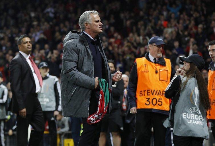 """Manchester United"" – Vigo ""Celta"" 1:1 (nuotr. SCANPIX)"