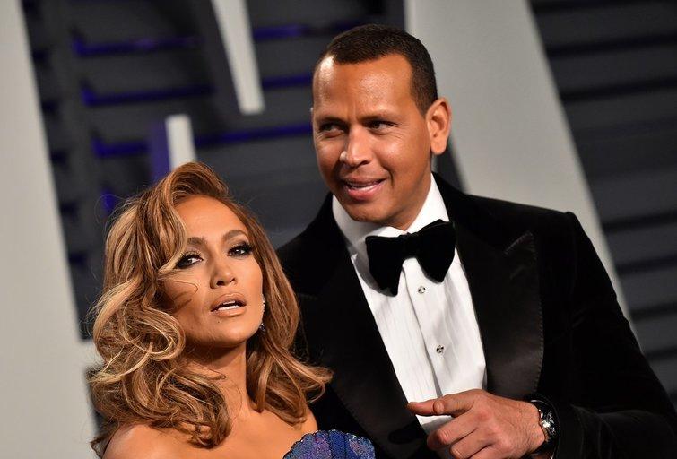 Alexas Rodriguezas ir Jennifer Lopez   (nuotr. SCANPIX)