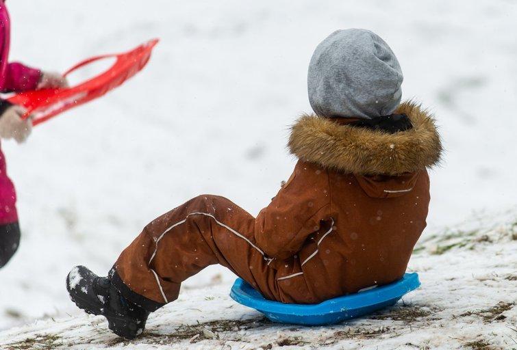 Žiema (Fotodiena/Katažyna Polubinska )