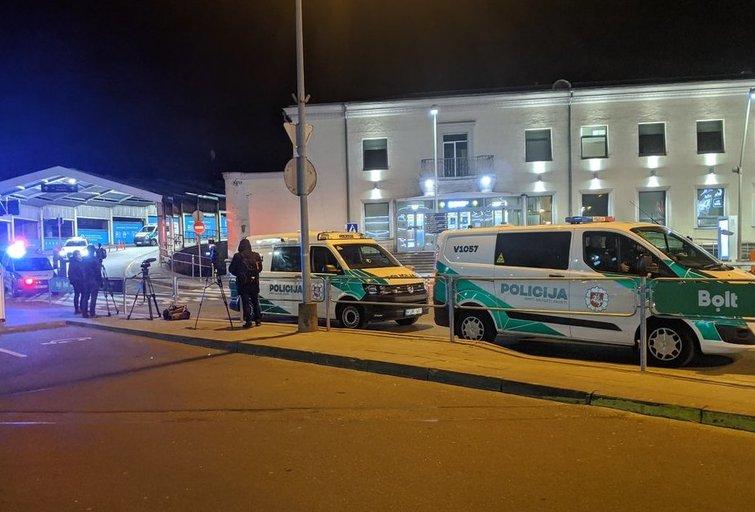 Sujudimas Vilniaus oro uoste (nuotr. Bronius Jablonskas/TV3)