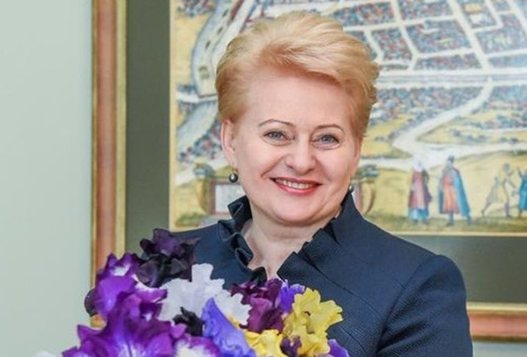 D. Grybauskaitė (nuotr. facebook.com)