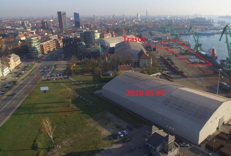 Gyventojai įsibaiminę dėl Klaipėdoje sandėliuojamos pavojingos medžiagos (nuotr. asm. archyvo)