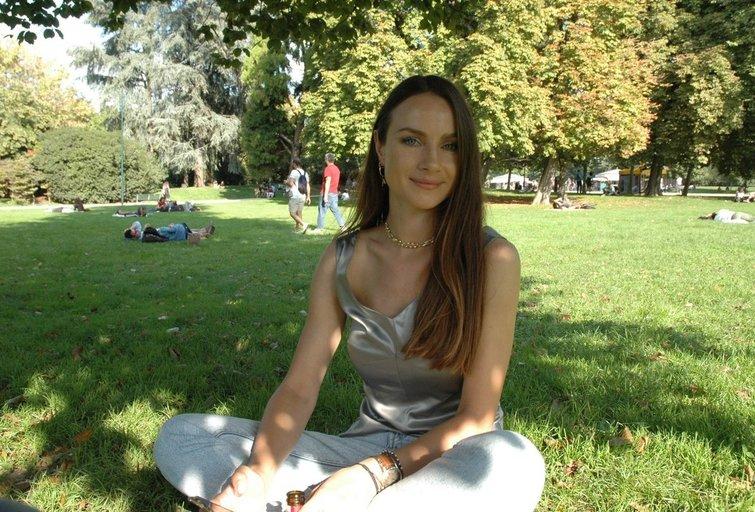 Austėja Jakubauskaitė jau 10 metų gyvena Italijoje. Linos Jakubauskienės nuotr.