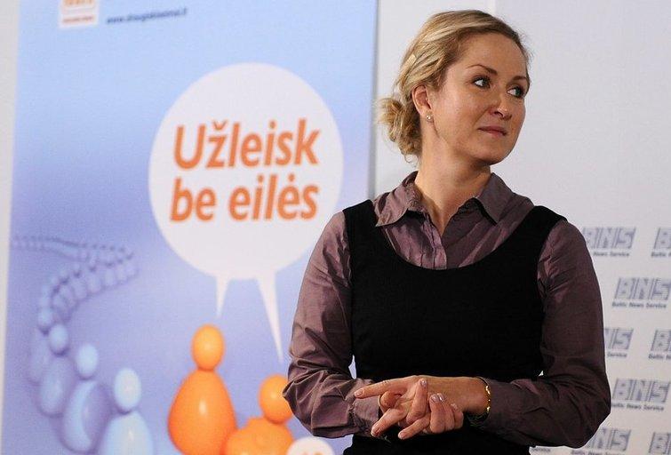 Gabija Vitkevičiūtė (Fotodiena nuotr.)