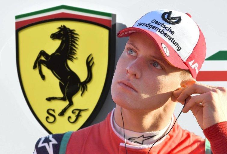 Mickas Schumacheris. (nuotr. SCANPIX)