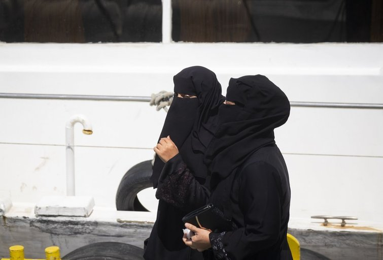 Musulmonės moterys (nuotr. SCANPIX)
