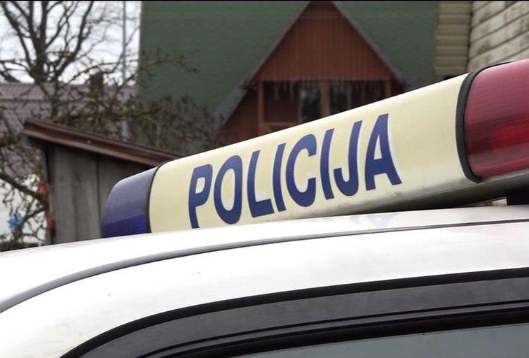 Kazlų Rūdoje (nuotr. TV3)
