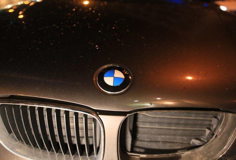 BMW automobilis. Asociatyvi nuotr. (nuotr. Broniaus Jablonsko)