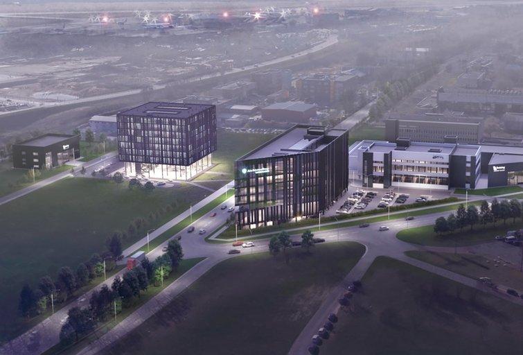 """""""Avia Solutions Group"""" nori plėstis Vilniaus oro uoste, laukia Vyriausybės leidimo  (nuotr. Organizatorių)"""