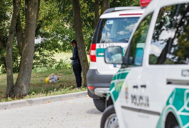 Policija (nuotr. Kas vyksta Kaune)