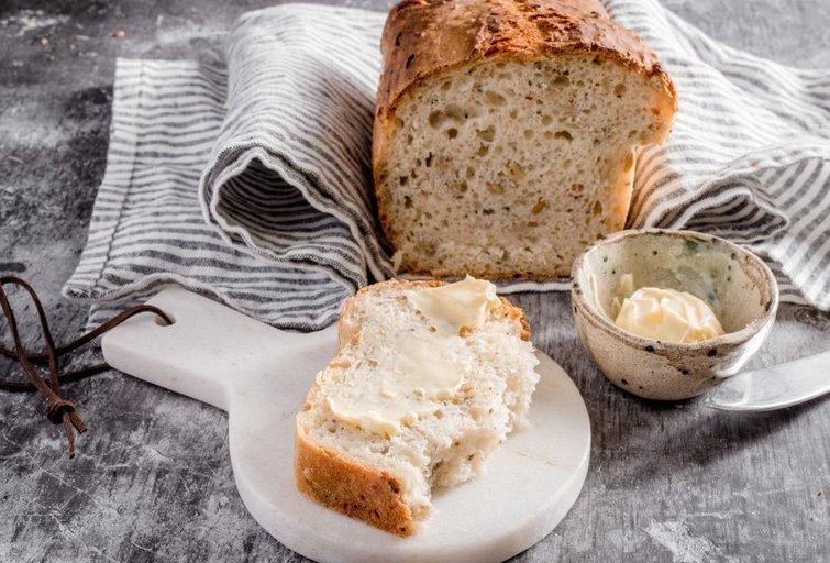 Renatos kvietinė naminė duona