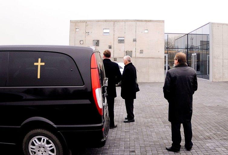 Lietuvos krematoriumas. (nuotr. Fotodiena.lt/Roberto Dačkaus)