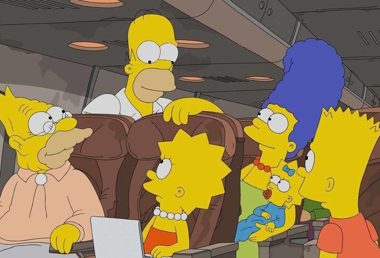 Simpsonai (nuotr. facebook.com)