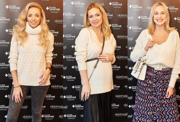 Anžela Adomovič, Ingrida Martinkėnaitė, Viktorija Šaulytė (tv3.lt koliažas)