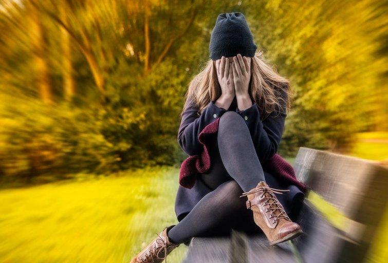 Rudeninė depresija (nuotr. 123rf.com)