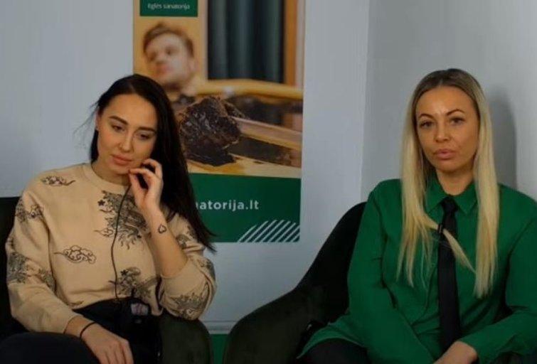 Vasha ir Mia (nuotr. stop kadras)