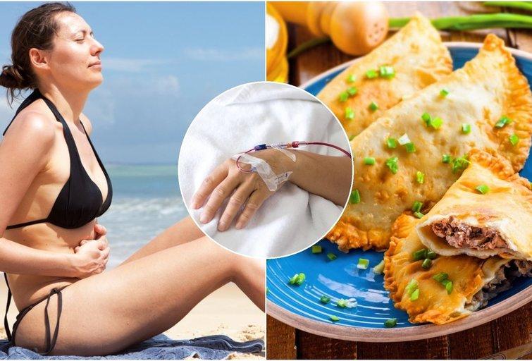 Specialistė pasakė, kaip išvengti apsinuodijimų maistu vasarą (tv3.lt fotomontažas)