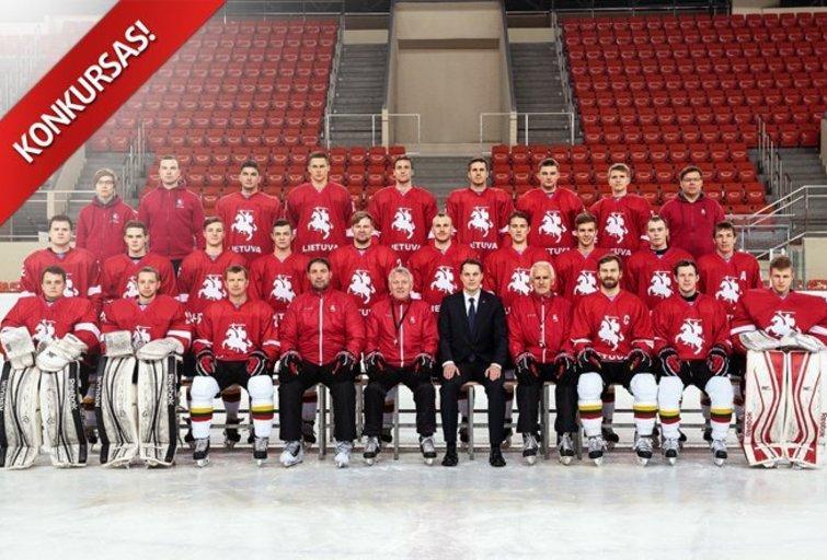 IIHF (nuotr. TV3)