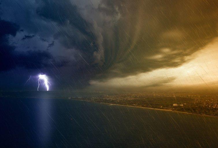 Orų anomalijos  (nuotr. 123rf.com)