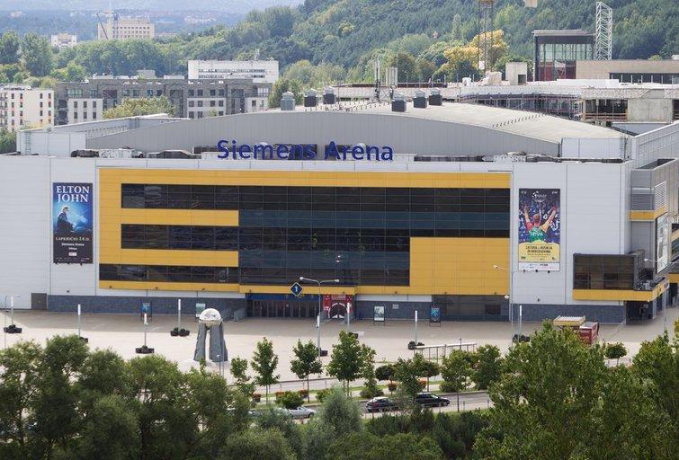 """Siemens"" arena (nuotr. Fotobankas)"