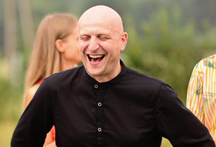 Ramūnas Šimukauskas (nuotr. Fotodiena.lt/Ieva Budzeikaitė)