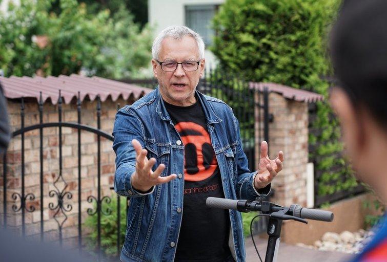 Alvydas Šlepikas (nuotr. Organizatorių)
