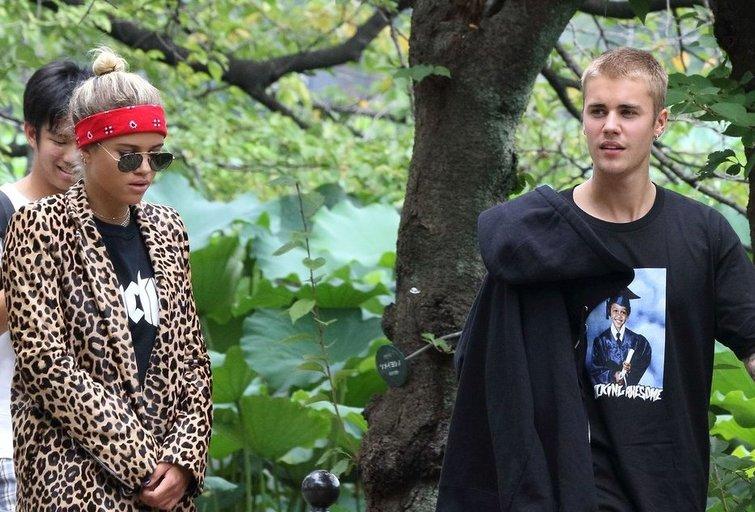 Justino Bieberio mergina – garsaus tėvo ir sesės šešėlyje (nuotr. Vida Press)