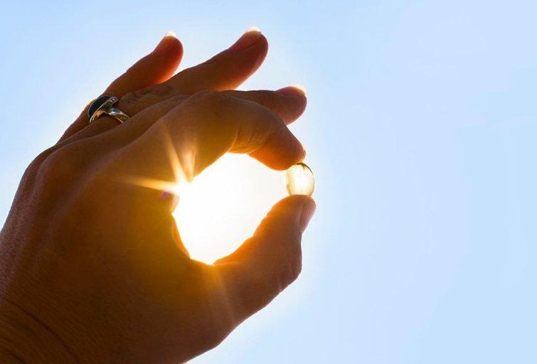 Vitaminas D (nuotr. Shutterstock.com)