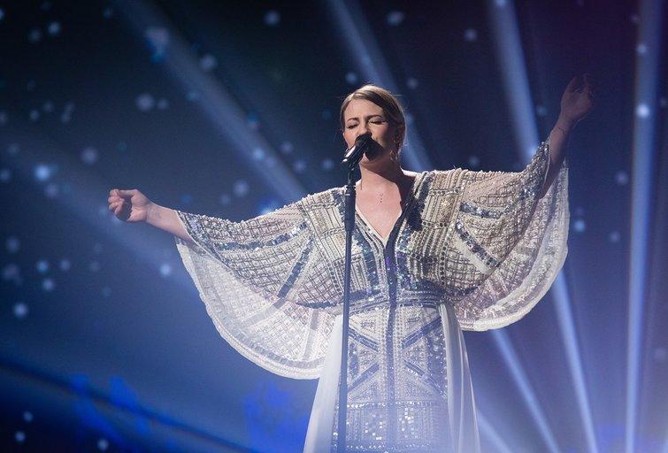 Kristina Jurevičiūtė (V. Černiausko nuotr.)