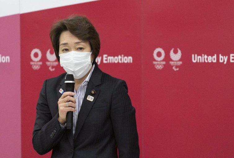Seiko Hashimoto. (nuotr. SCANPIX)